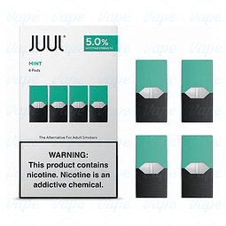 Juul Cartridge / Mint (1un) 5.0%