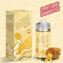 Custard Monter - Vainilla 100ML