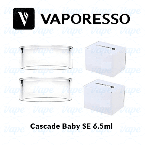 Vidrio Pyrex Vaporesso Cascade Baby SE 6.5ml