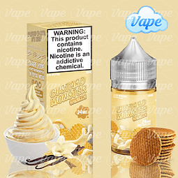 Custard Monster Salt - Vainilla 30ML