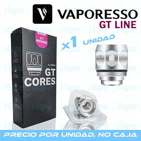 Resistencia Vaporesso GT Core