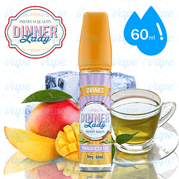Dinner Lady - Mango Iced Tea 60ml Regular