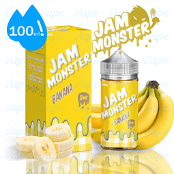 Jam Monster - Banana 100ml Regular