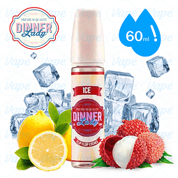 Dinner Lady - Flip Flop Lychee Regular 60ml