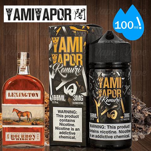 Kemuri Tabaco - Yami Vapors Regular 100ml