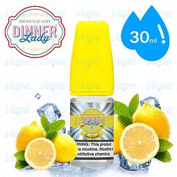 Dinner Lady Salts - Lemon Sherbets Ice 30ml