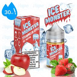 Ice Monster Salt - Strawmelon Apple 30ml