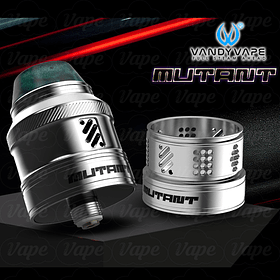 Vandy Vape Mutant RDA SS (Acero Inoxidable)