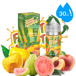 Fruit Monster Mango Peach Guava CBD 30ml 300mg