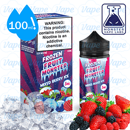 Frozen Fruit Monster 100ml - Mixed Berry Ice
