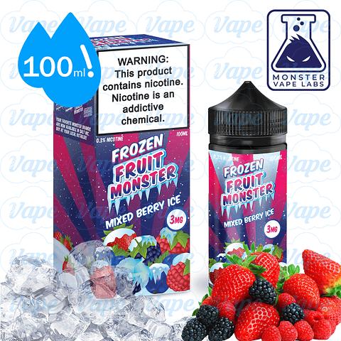 Frozen Fruit Monster 100ml - Mixed Berry Ice