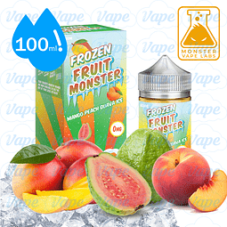 Frozen Fruit Monster 100ml - Mango Peach Guava