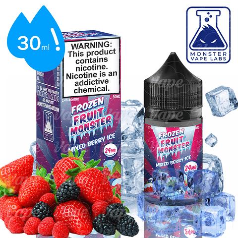 Frozen Fruit Monster Salt 30ml - Mixed Berry Ice