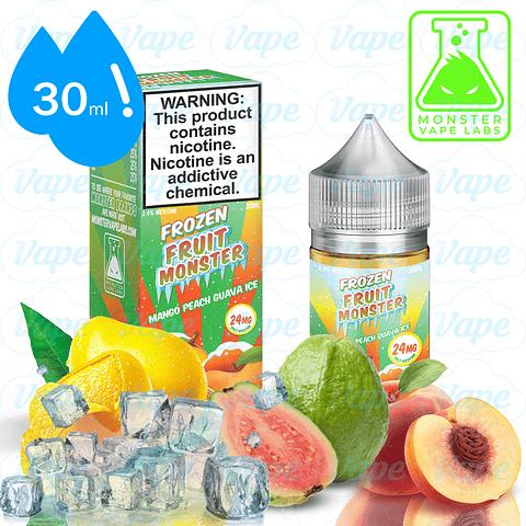 Frozen Fruit Monster Salt 30ml - Mango Peach Guava