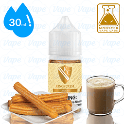 Don Juan Churro - King Crest Salt 30ml