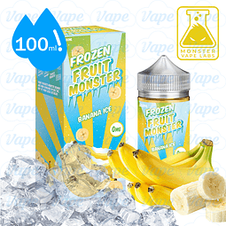 Frozen Fruit Monster 100ml - Banana Ice