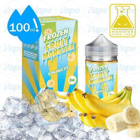 Frozen Fruit Monster 100ml - Banana Ice
