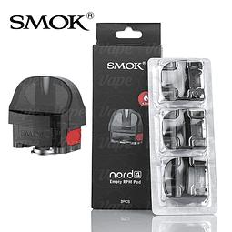 Cartucho Vacio SMOK Nord 4 RPM