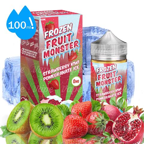 Frozen Fruit Monster - Strawberry Kiwi Pomegranate 100ml