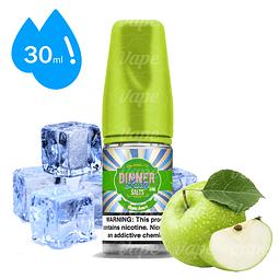 Dinner Lady Salts - Apple Sour 30ml