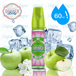 Dinner Lady - Apple Sour 60ml