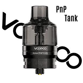 Atomizador PnP Pod Tank 4.5ml Black