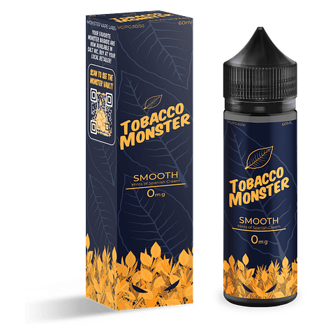 Tobacco Monster - Smooth 60ml