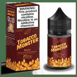 Tobacco Monster Salt - Rich 30ml