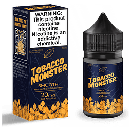 Tobacco Monster Salt - Smooth 30ml