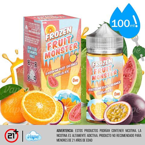 Frozen Fruit Monster - Passionfruit Orange Guava 100ml
