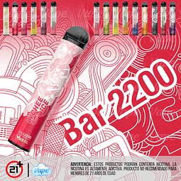 Vozol BAR 2200 Puffs Desechable 5%