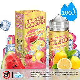 Lemonade Monster - Watermelon 100ml