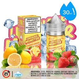 Lemonade Monster Salt - Strawberry 30ml