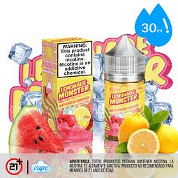 Lemonade Monster Salt - Watermelon 30ml