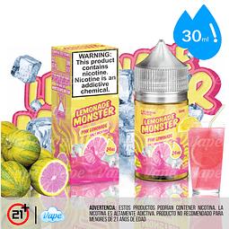 Lemonade Monster Salt - Pink 30ml