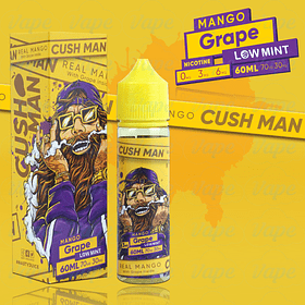 Nasty Juice Cushman - Mango Grape 60ml Regular