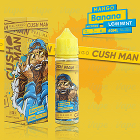 Nasty Juice Cushman - Mango Banana 60ml Regular