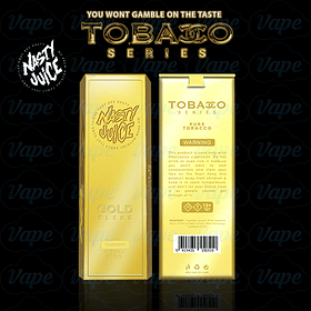 Gold Blend - Nasty Juice 60ml Regular