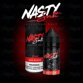 Bad Blood Salt 30ml - Nasty Juice