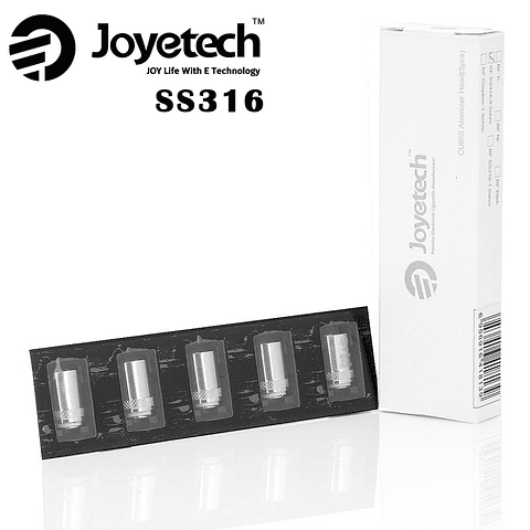 Resistencia Joyetech BF SS316