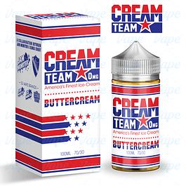 Cream Team Buttercream 100ml -