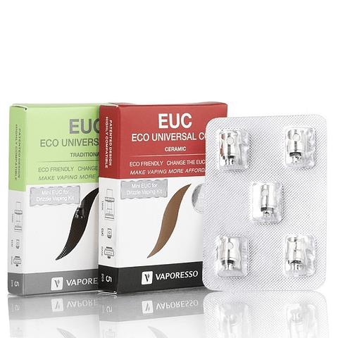 Resistencia Vaporesso EUC Eco Universal Coil