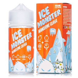 Ice Monster Salt -  Mangerine Guava 30ml