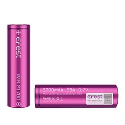 Bateria Efest 21700 35A 3700mAh