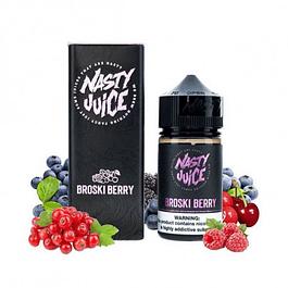 Broski Berry - Nasty Juice Berry Series 60ML Regular