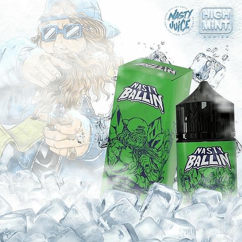 Nasty Juice High Mint - Hippie Trail 60ml Regular