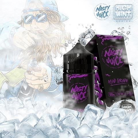 Nasty Juice High Mint - Asap Grape 60ml Regular