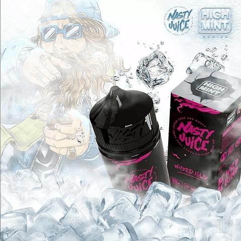 Nasty Juice High Mint - Wicked Haze 60ml Regular