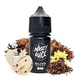 Silver Blend - Nasty Salt 30ml