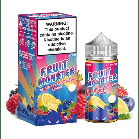 Fruit Monster - Blueberry Raspberry Lemon 100ml Regular